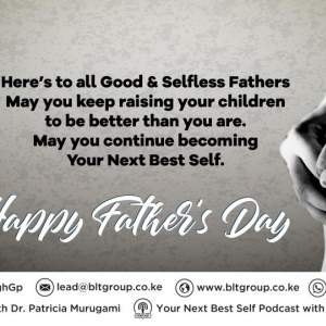 An Open Letter on Father's Day to all Fathers Globally